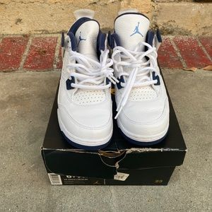 "Air Jordan retro 4 ""legend blue"""
